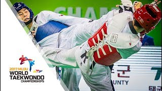 2017 World Taekwondo Championships MUJU _ Final match (Men -54kg)