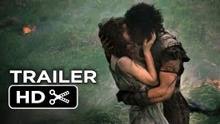 Pompeii Official Japanese Trailer #1 (2014) - Kit Harington, Paul W.S. Anderson Movie HD