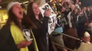 Inside Consol Energy Center as Penguins win the 2016 Stanley Cup