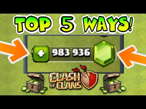 Xxx Mp4 TOP 5 WAYS TO GET FREE GEMS IN CLASH OF CLANS LEGALLY NO HACKS 5 AWESOME STRATEGIES 3gp Sex