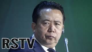 Interpol Cancela la investigación de la desaparición de su Jefe Operativo en China