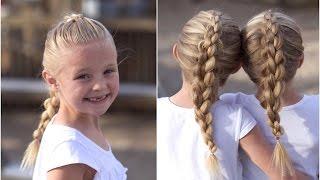 Dutch 3D Braid   Hairstyles for Sports