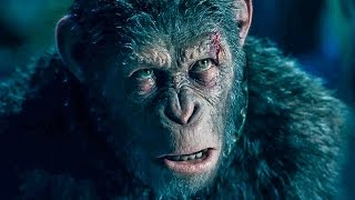 WAR FOR THE PLANET OF THE APES Trailer #2 (2017)