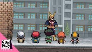 If Pokemon Trainers were in My Hero Academia