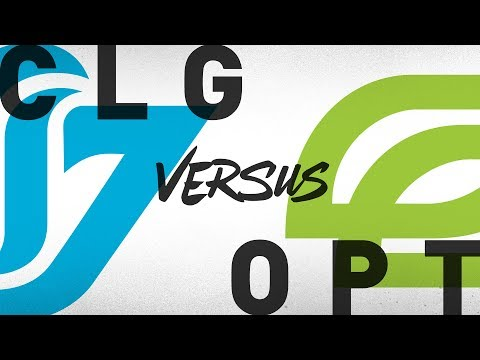 Xxx Mp4 CLG Vs OPT Week 6 Day 1 NA LCS Summer Split Counter Logic Gaming Vs OpTic Gaming 2018 3gp Sex