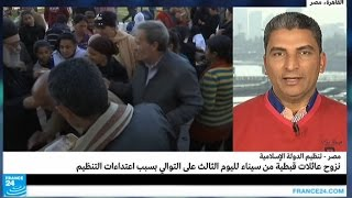 """بشير عبد الفتاح: استهداف إرهابيي """"ولاية سيناء"""" للأقباط لا يمثل المسلمين على الإطلاق"""