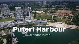 Exploring Puteri Harbour, Johor - 4K