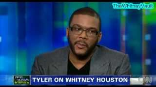 Tyler Perry on the night Whitney Houston died
