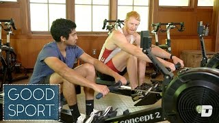 US Olympians Teach Us To Row