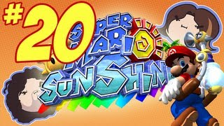 Super Mario Sunshine: Gorgeous Gorges - PART 20 - Game Grumps