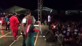 Panaginip (live) @ Kaogma Festival -  Crazy As Pinoy