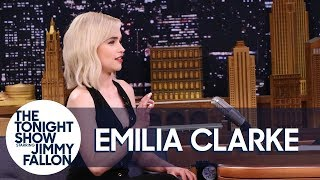 Emilia Clarke Ditched a Solo: A Star Wars Story Screening to Watch the Royal Wedding