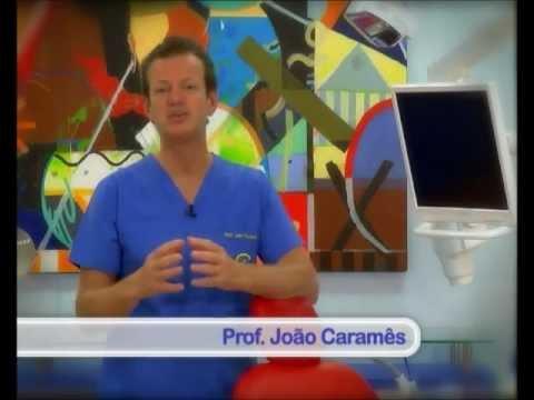 Coroas Dentárias Professor Doutor João Caramês RTP Informação