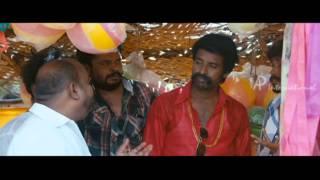 Desingu Raja Tamil Movie | Scenes | Vimal meets Bindu Madhavi at her village | Singampuli