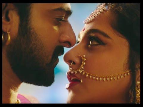 Xxx Mp4 LOVE STORY OF BAHUBALI 2 Top 5 Romantic Shots Bahubali 2 3gp Sex