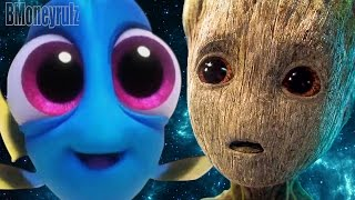 Disney/Pixar's 'Guardians Of The Galaxy Vol 2': Mash-Up Trailer Parody