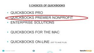 Tutorial - QuickBooks for Religious and Faith-Based Organizations - 2016-10-13