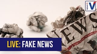 WATCH LIVE: South African National Editors Forum discusses fake news