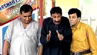 Best Of Iftikhar Thakur, Deedar and Tariq Teddy New Pakistani Stage Drama Full Comedy Clip