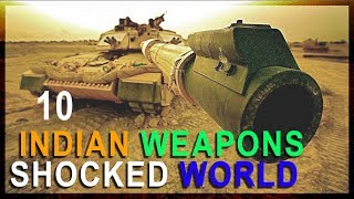 Best INDIAN WEAPONS in the World