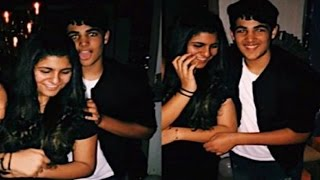 Akshay Kumar & Twinkle Khanna's Son Aarav Was Chilling At A Party