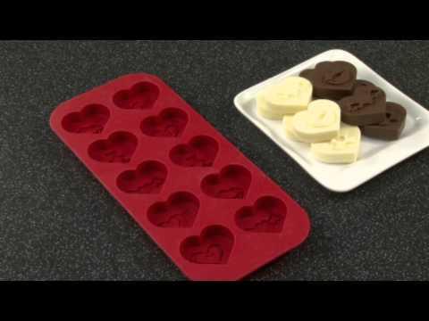 Силиконовые формы для шоколада своими руками 50