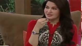 Pakistani Actress Shame less Talking About Her Breast Size