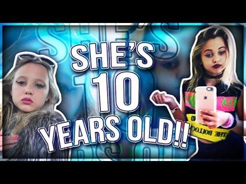 RiceGum's Taken Down Video - 10 Year Old Instagram Girl Roast Reupload - The next Jacob Sartorious