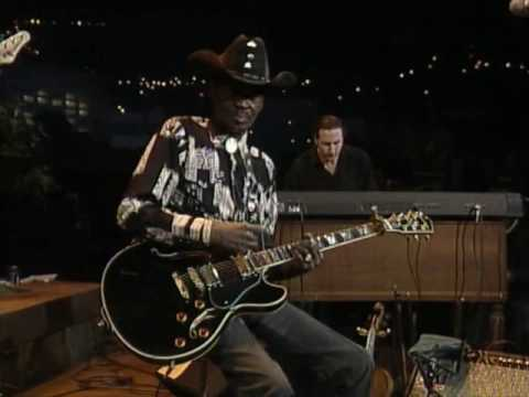 Clarence Gatemouth Brown Honky Tonk Live from Austin TX