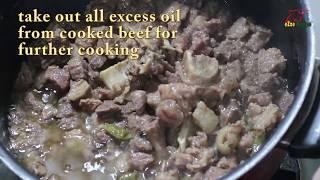 Puran Dhakar Beef Tehari   Recipe-পুরান ঢাকার তেহারী রেসিপি