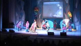 Dance No.12(Group-Amrapali, Twer) Holi Mela & 4 th All Russia Indian Dance Competition 2010