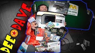 JACKPOT - Gamestop Dumpster Dive - Turtle Beach Headset MEGA SCORE - Toms Return | Dee Dave
