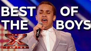 Best Of The Boys | The X Factor UK