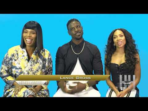 Xxx Mp4 Tasha Smith REALLY Enjoyed Lance Gross And Lil Mama S Sex Scenes Maybe A Bit Too Much 3gp Sex