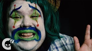 Demon Clown   Funny Short Film   Scary Movie   Crypt TV