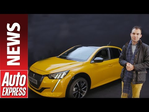 New 2019 Peugeot 208 meet the French brand s Ford Fiesta rival