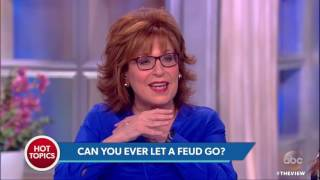 'Bad Blood' Between Katy Perry, Taylor Swift? | The View