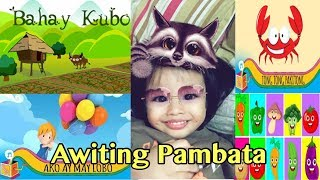 Tagalog Songs | Filipino Nursery Rhymes | Learn To Count 1-20 | ABC Song For Kids |Tagalog Songs2017