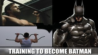 How to Become Batman: Real Life Batman Training