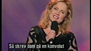 I Natt Jag Drömde - Anita Hegerland