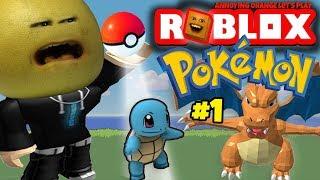 Roblox: POKEMON #1 [Grapefruit Plays]