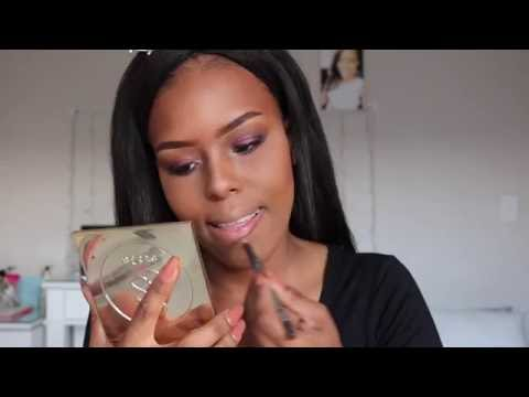 ROSE PINK TUTORIAL| LEDI| BEAUTY CORNER SA| SOUTH AFRICAN BEAUTY BLOGGER
