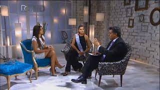 Paulina Vega y Ariadna Gutierrez durante el Especial: Miss Universo es Colombia - HD