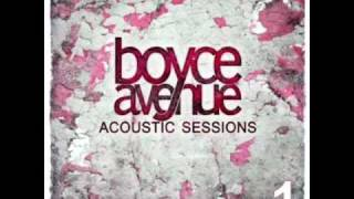 Boyce Avenue - Leave Out All The Rest (Linkin Park acoustic cover)