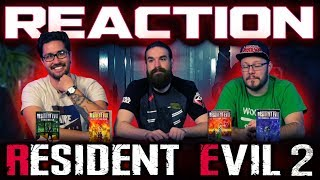 Resident Evil 2 Remake - Official Story Trailer | TGS 2018 REACTION!!