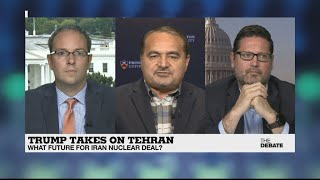 Trump takes on Tehran: What future for Iran nuclear deal?