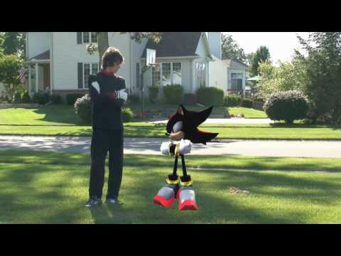 Sonic the Hedgehog The Live Action Film Sonic Video Contest Submission