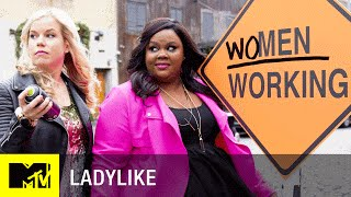 Ladylike | New Series Official First Trailer | MTV