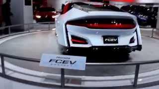 Detroit Auto Show 2014- معرض سيارات في امريكا