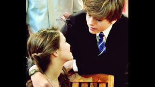 Cute Zack & Maya Moments  (The Suite Life On Deck)